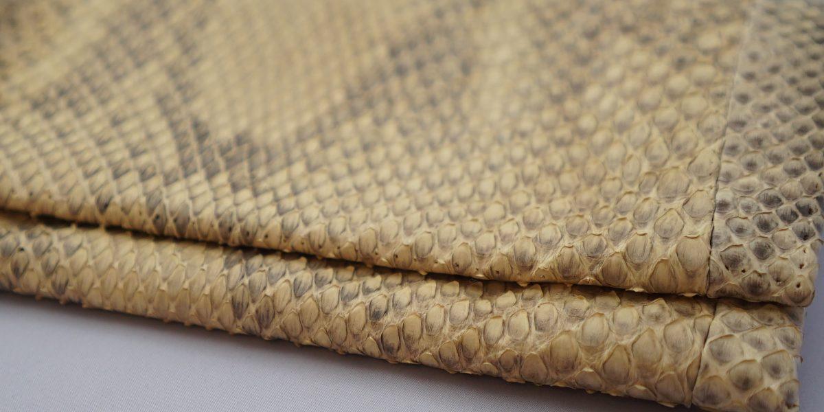 aro-di-lusso original Python Truccoclutch