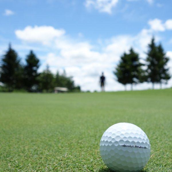 食欲の秋、ゴルフの秋。
